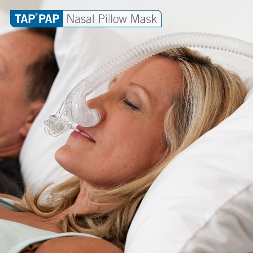 Nasal Pillow Mask Tap Pap Nasal Pillow Cpap Mask