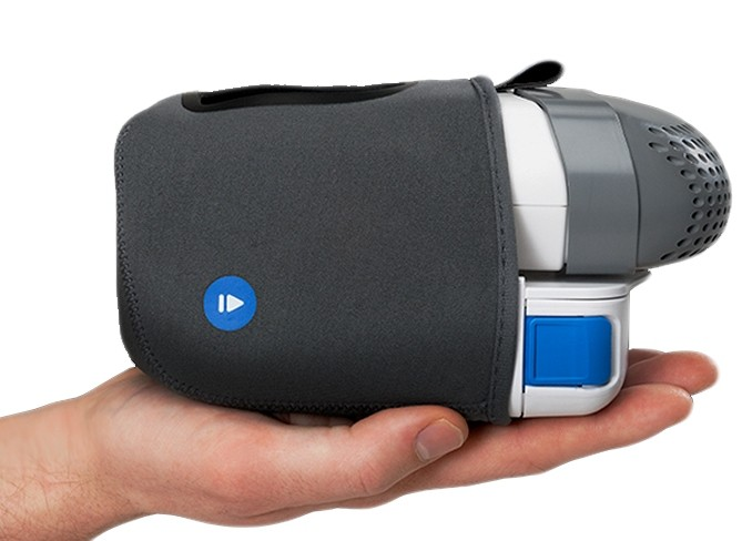 smallest cpap machine with humidifier
